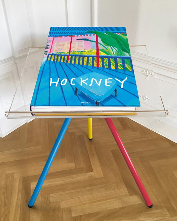 David Hockney - A Bigger Book Limited Collectors Edition Taschen