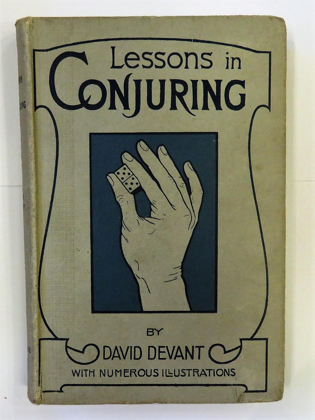 Lessons In Conjuring