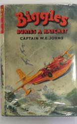 Biggles Buries a Hatchet
