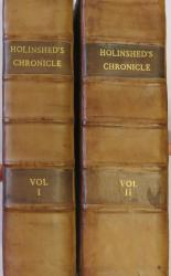 The First [Laste] Chronicles of England, Scotland, and Ireland