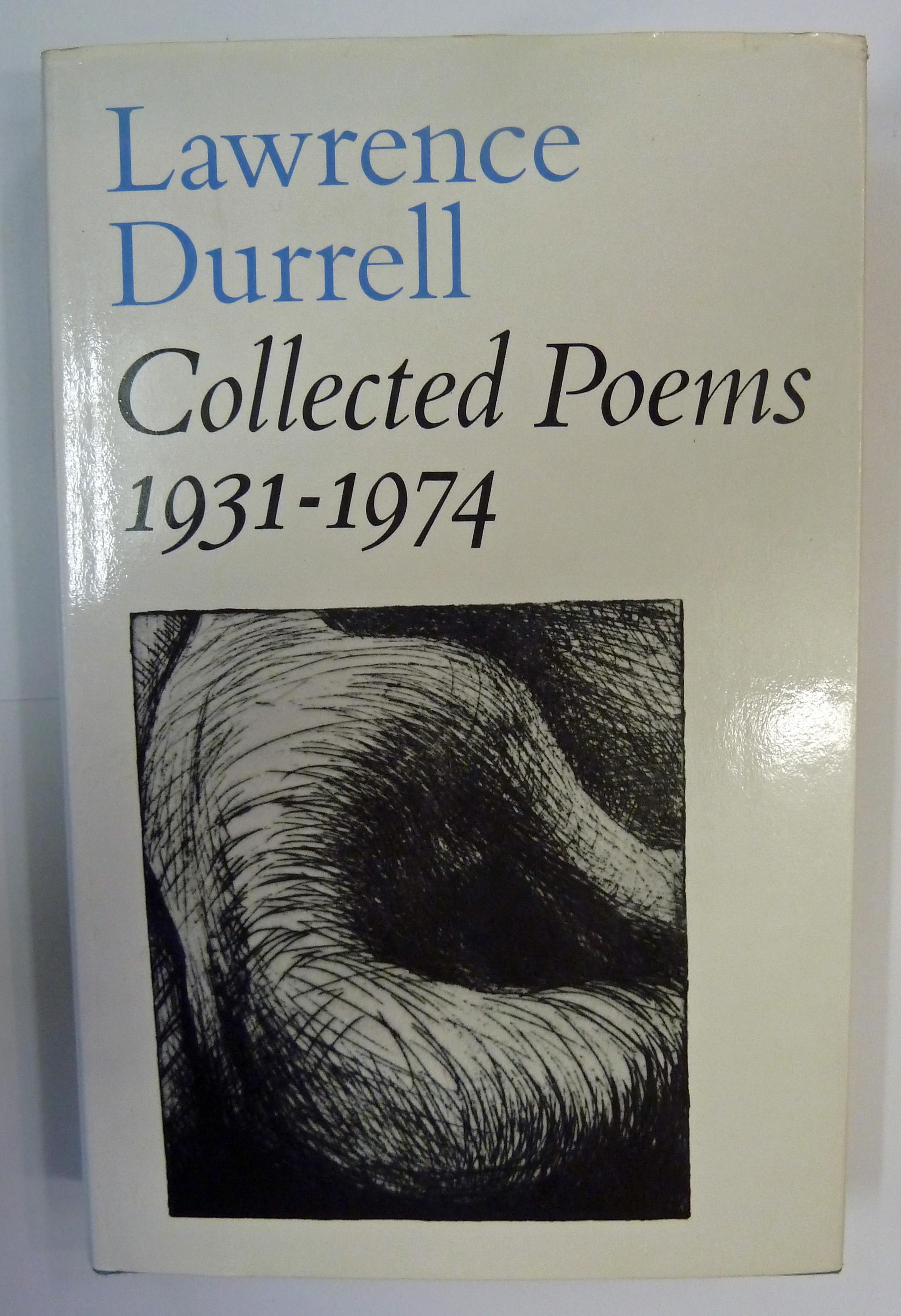 Lawrence Durrell Collected Poems 1931-1974