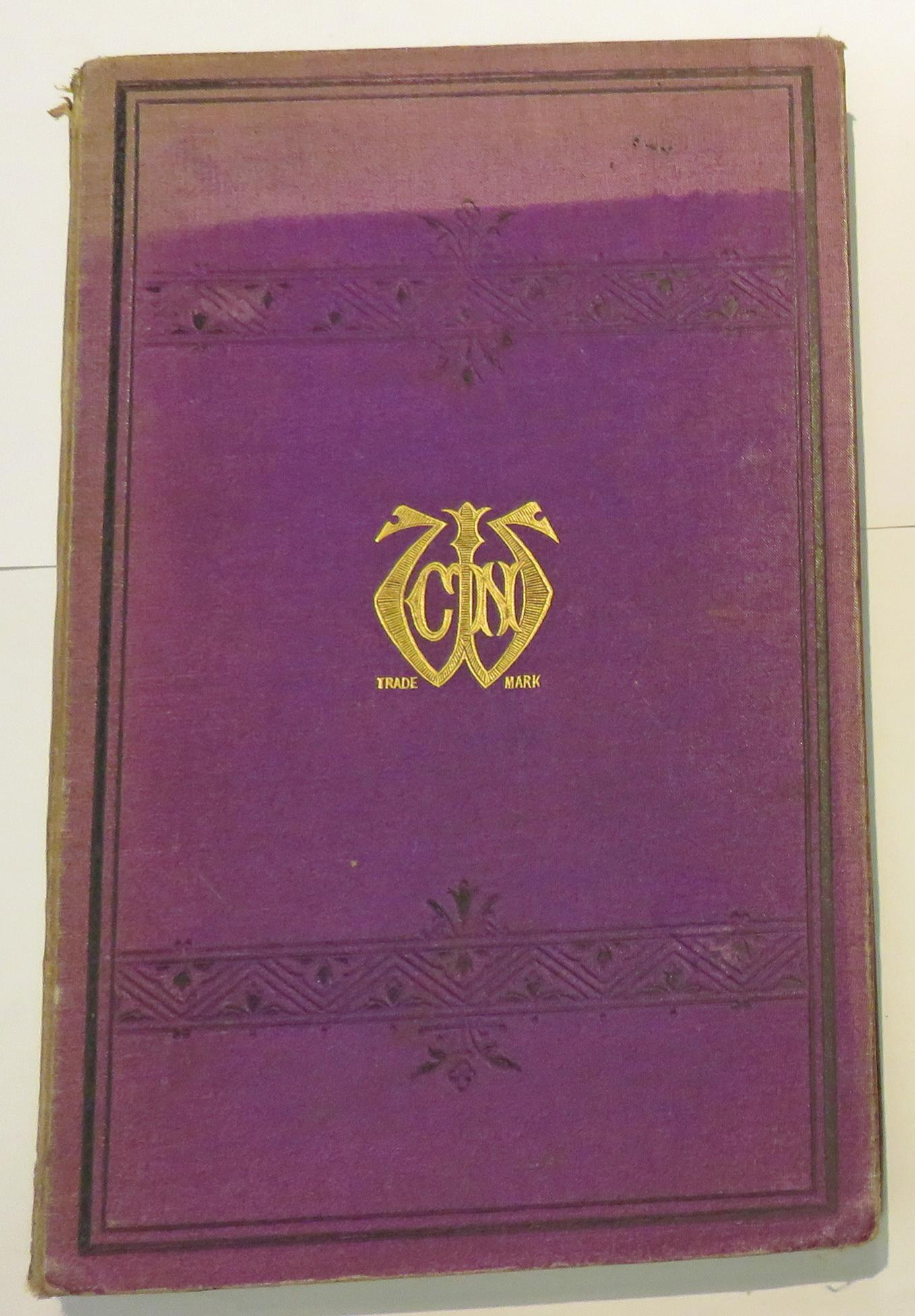 Wright's Directories, Ninth Edition 1887-88 Directory Of Country Places In Leicestershire