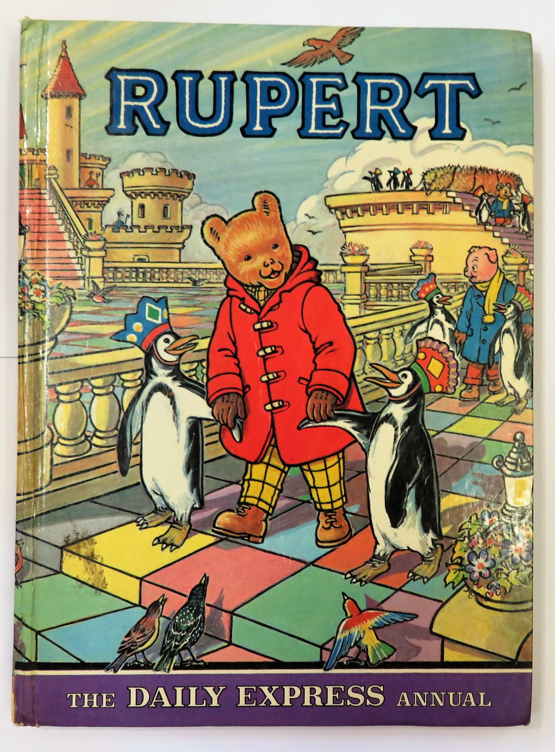 Rupert Annual 1977