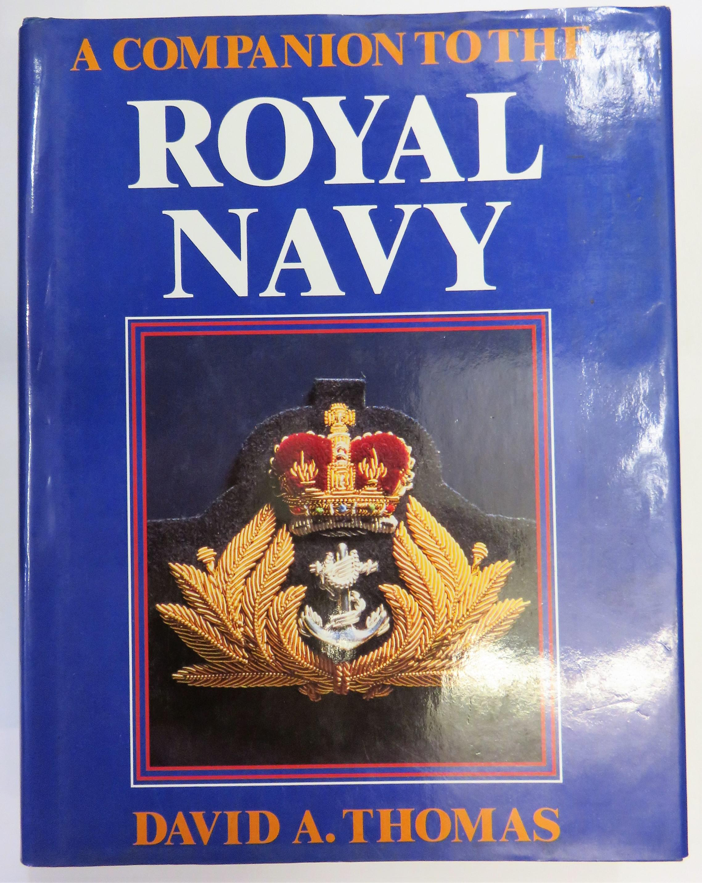 A companion to the Royal Navy
