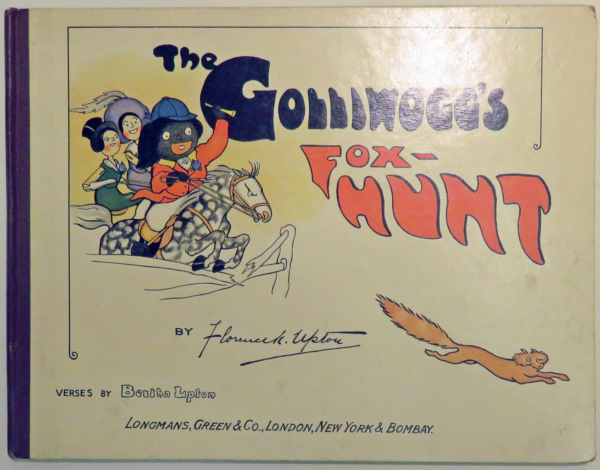 The Golliwogg's Fox-Hunt