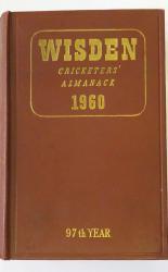 Wisden Cricketers' Almanack 1960