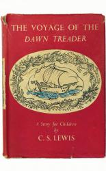 The Voyage of the Dawn Treader Narnia Series Book Three
