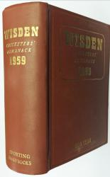 Wisden Cricketers' Almanack 1959 FINE