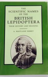 The Scientific Names Of The British Lepidoptera. Their History And Meaning