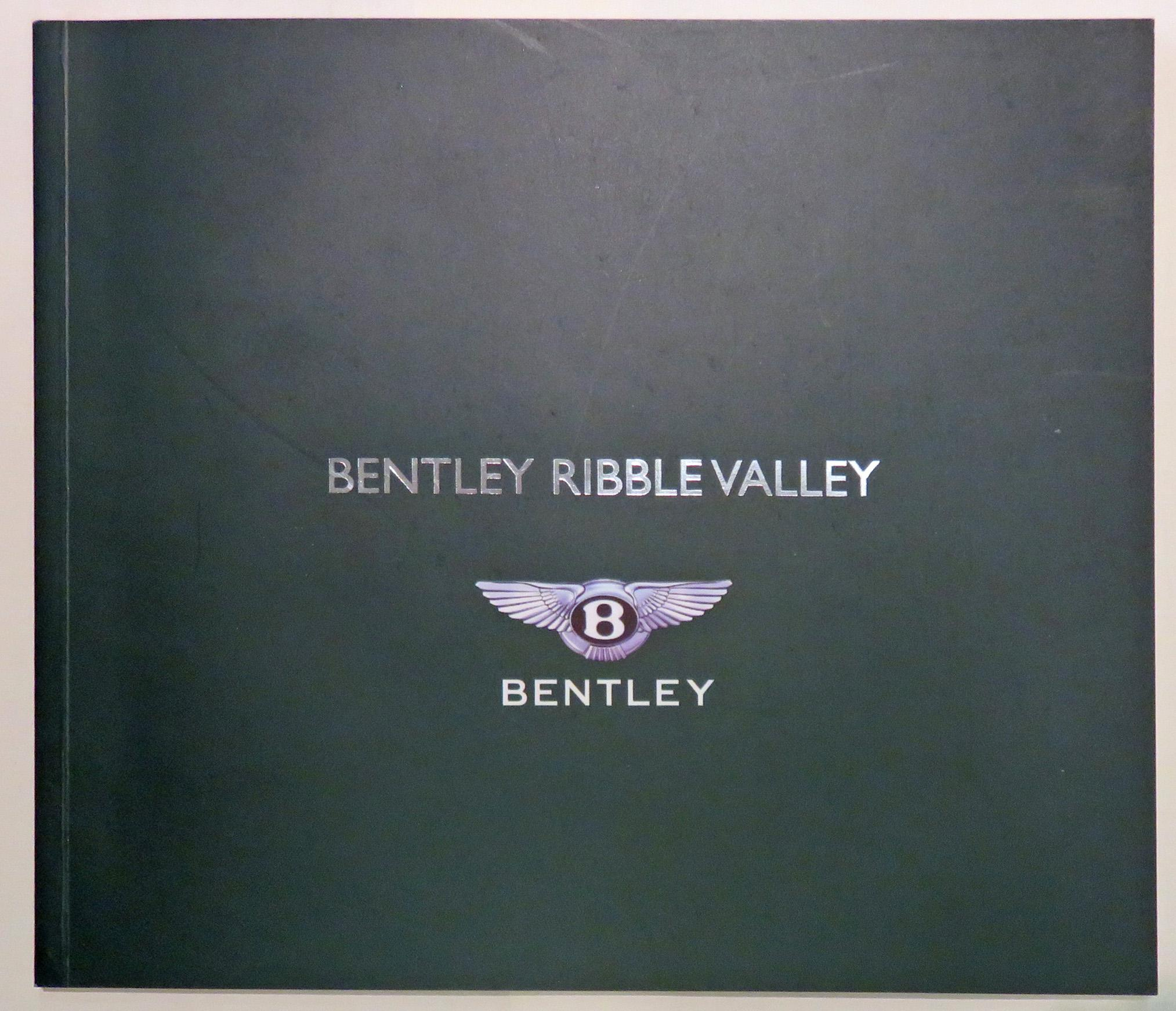 Bentley Ribble Valley