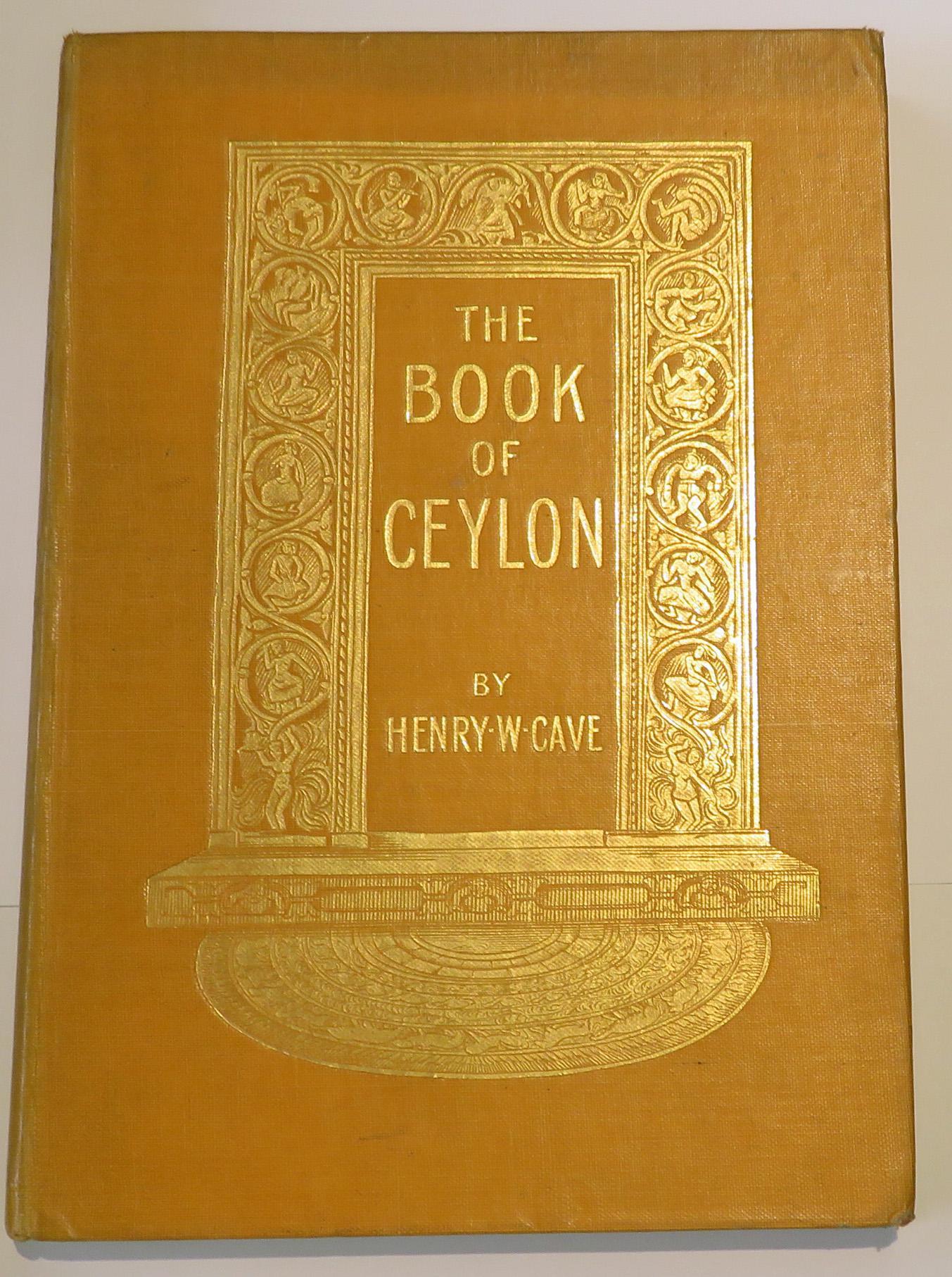 The Book Of Ceylon