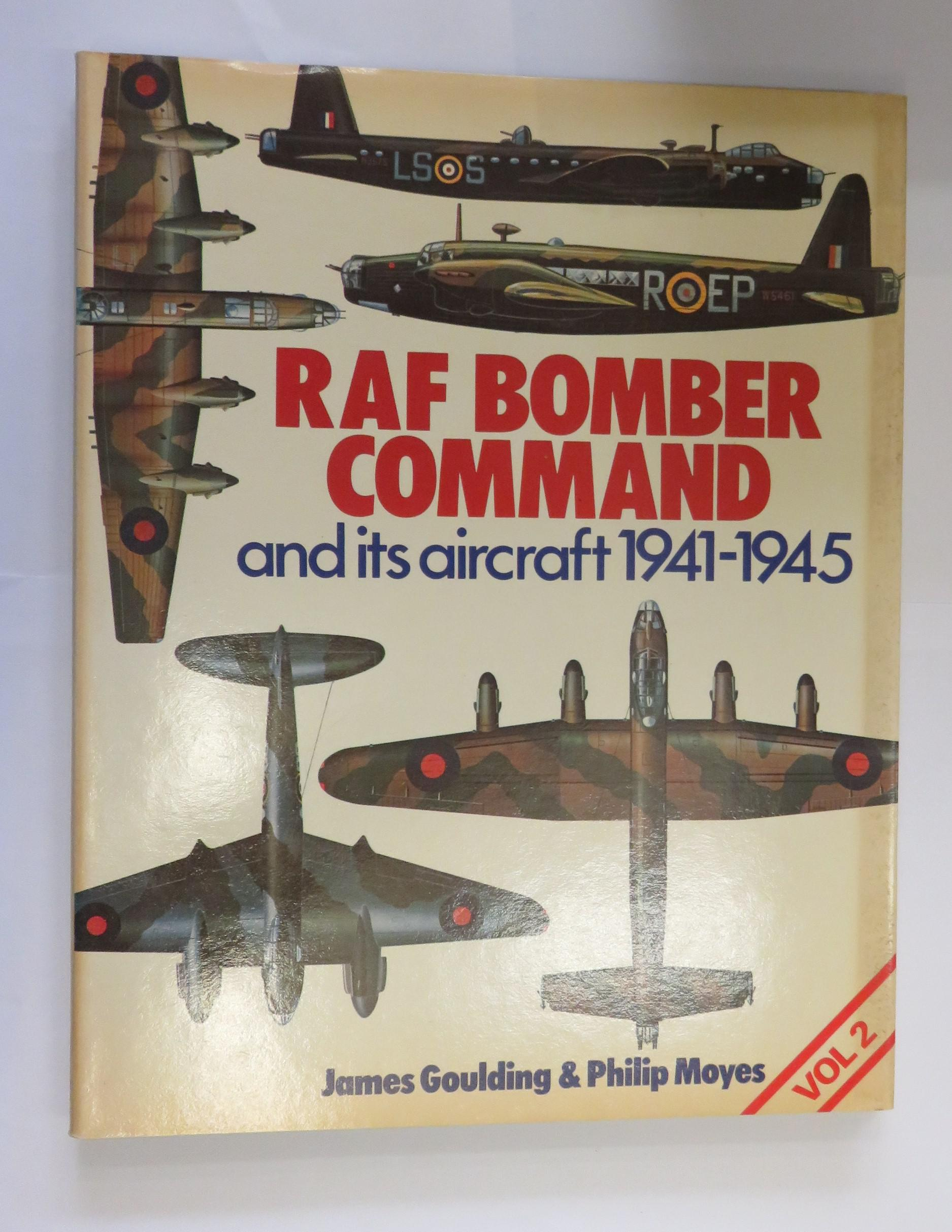 RAF Bomber Command and its aircraft 1941-1945