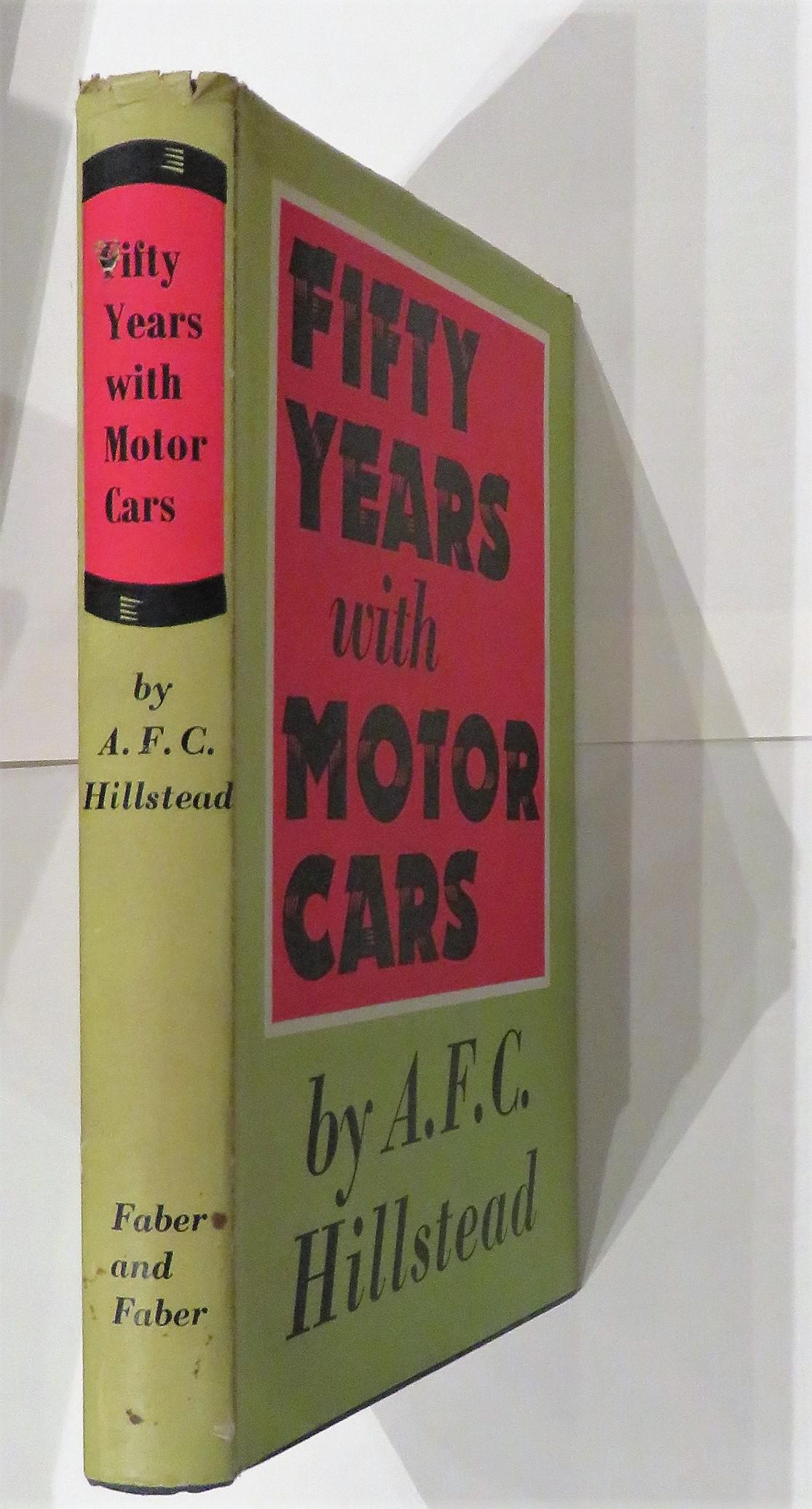 Fifty Years With Motor Cars