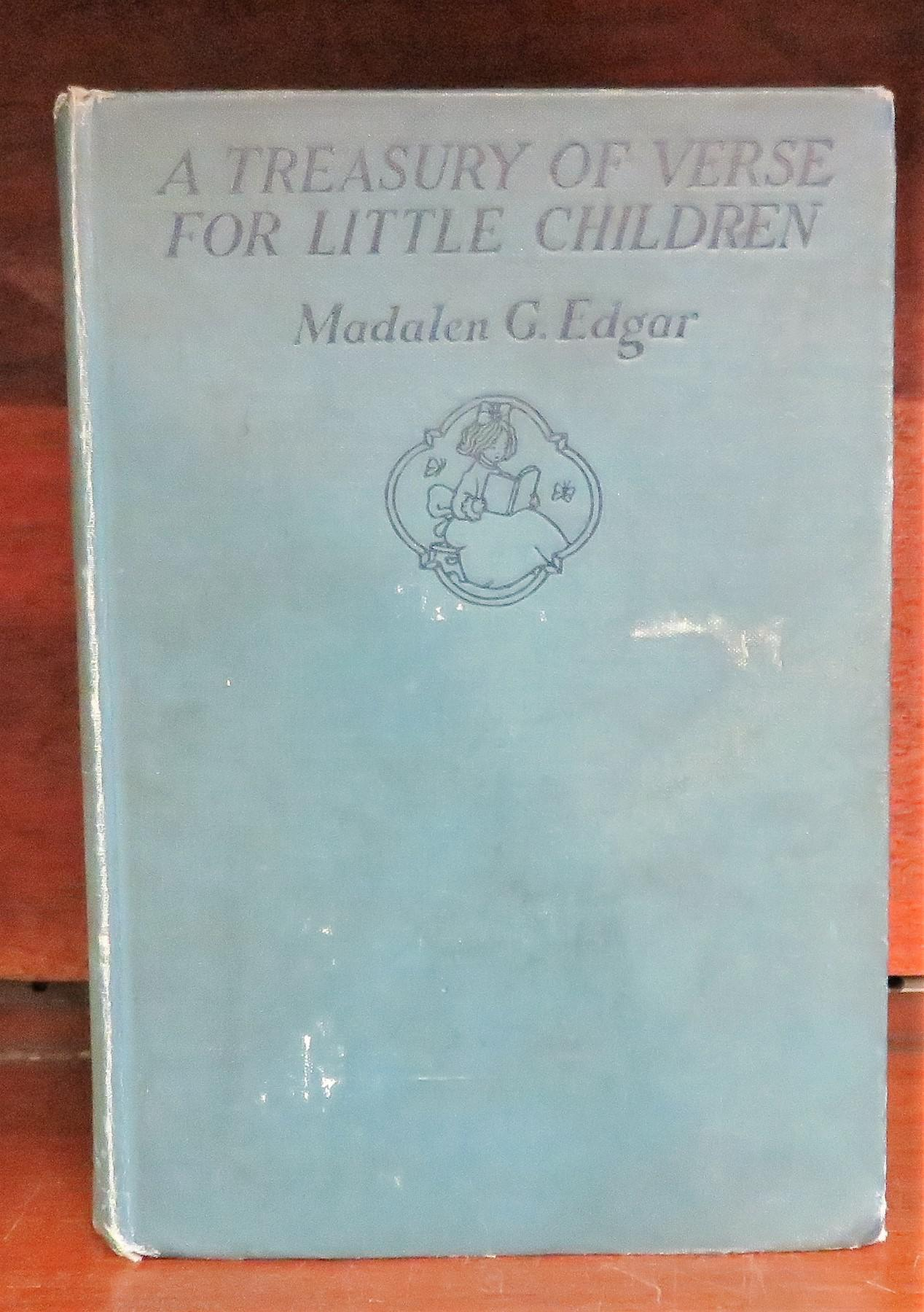 A Treasury of Verse for Little Children