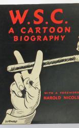 W.S.C. A Cartoon Biography