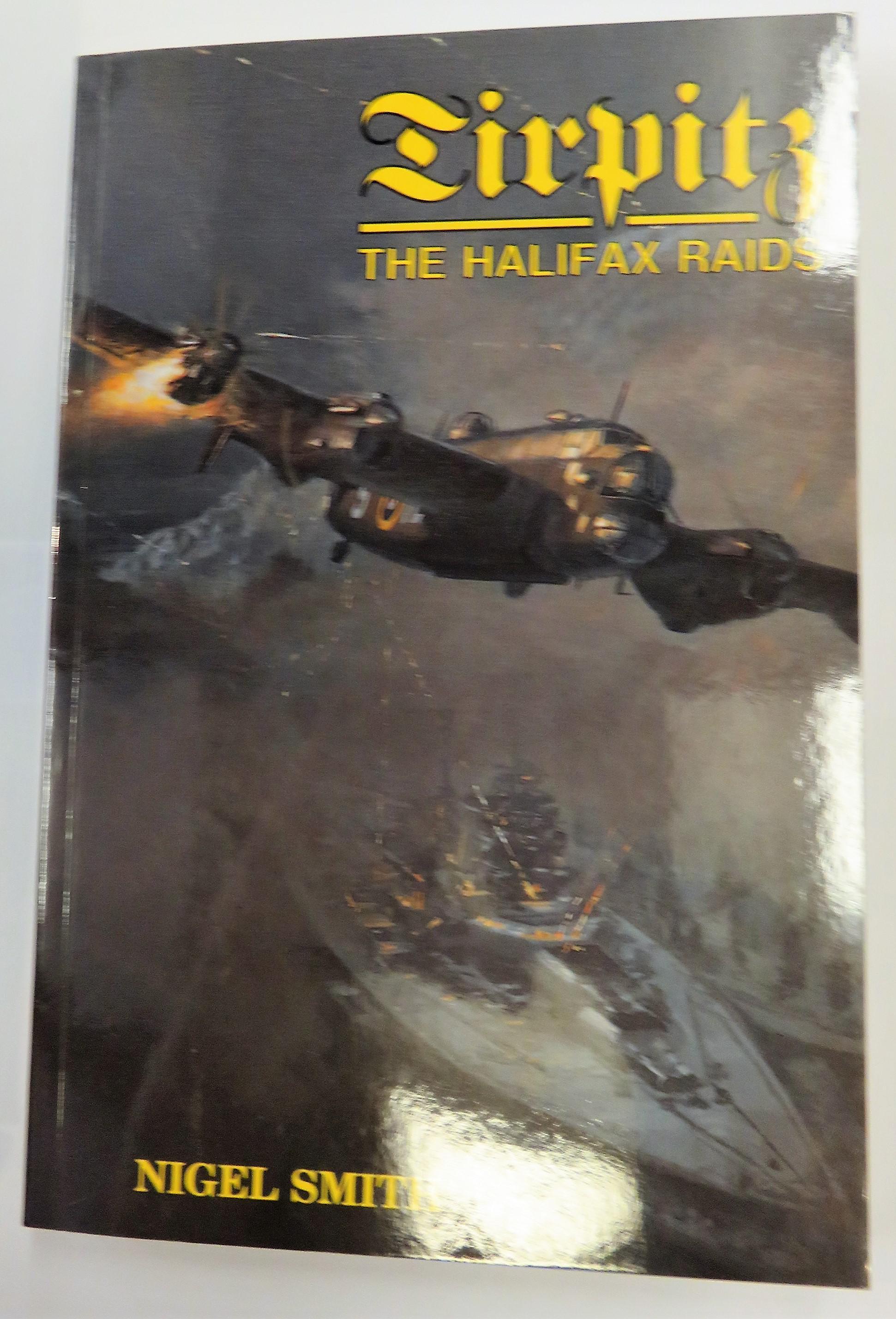 Tripitz the Haifax Raids