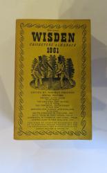 Wisden Cricketers' Almanack 1961