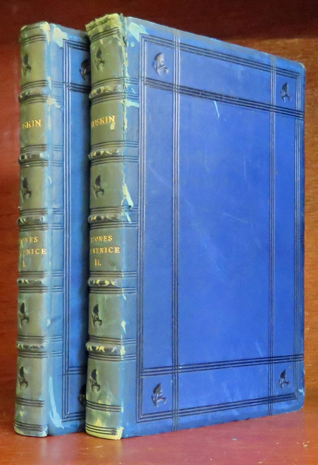 The Stones of Venice In Two Volumes