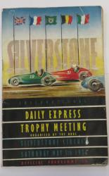 International Daily Express Trophy Meeting Silverstone Circuit Saturday May 5th 1951