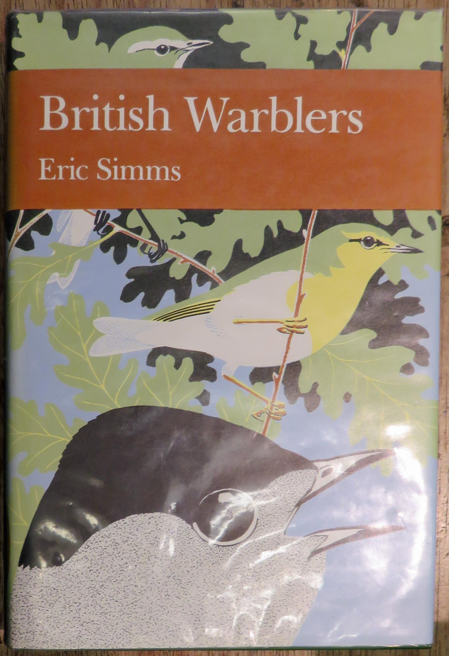 British Warblers - The New Naturalist Collection No. 71
