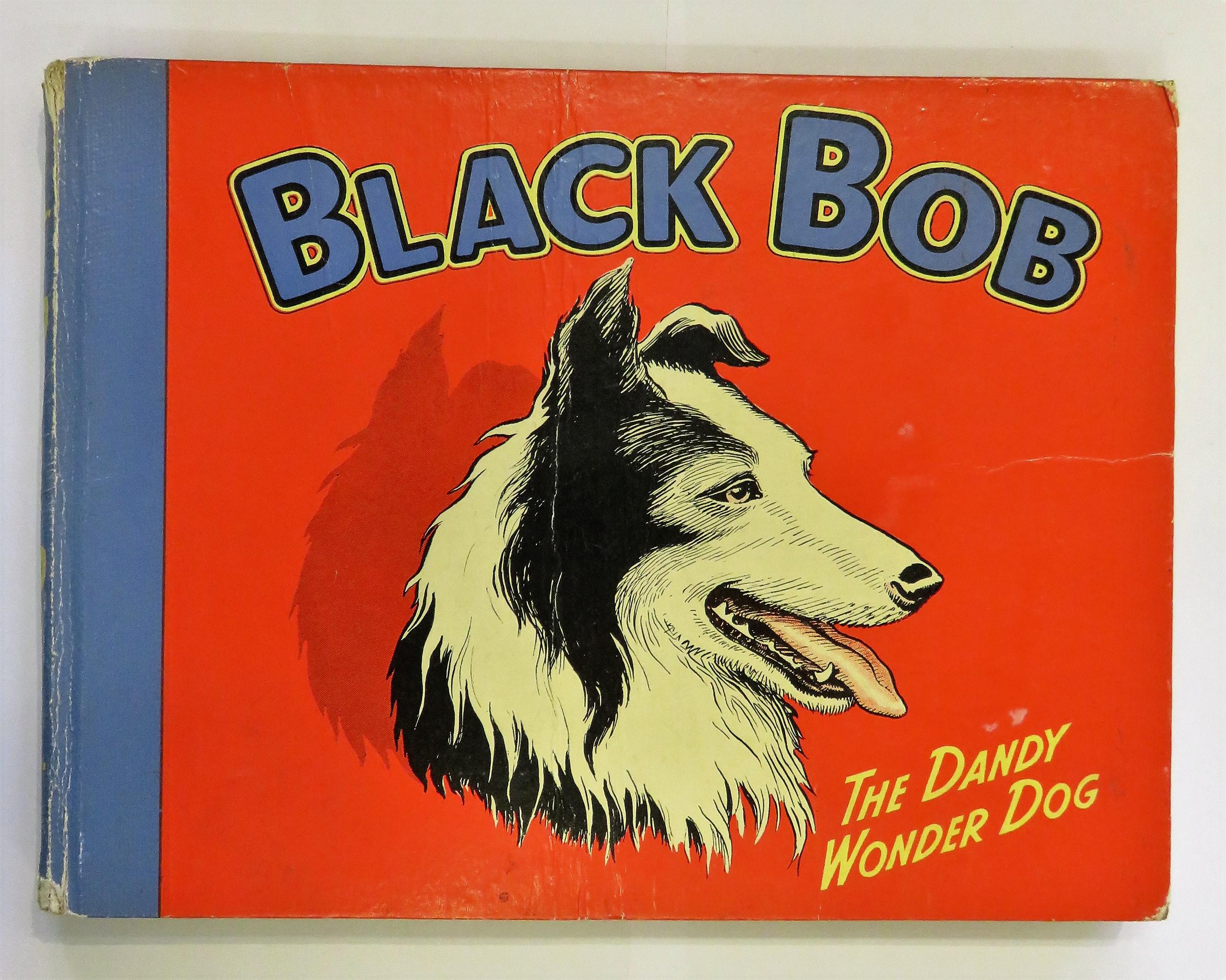 Black Bob The Dandy Wonder Dog