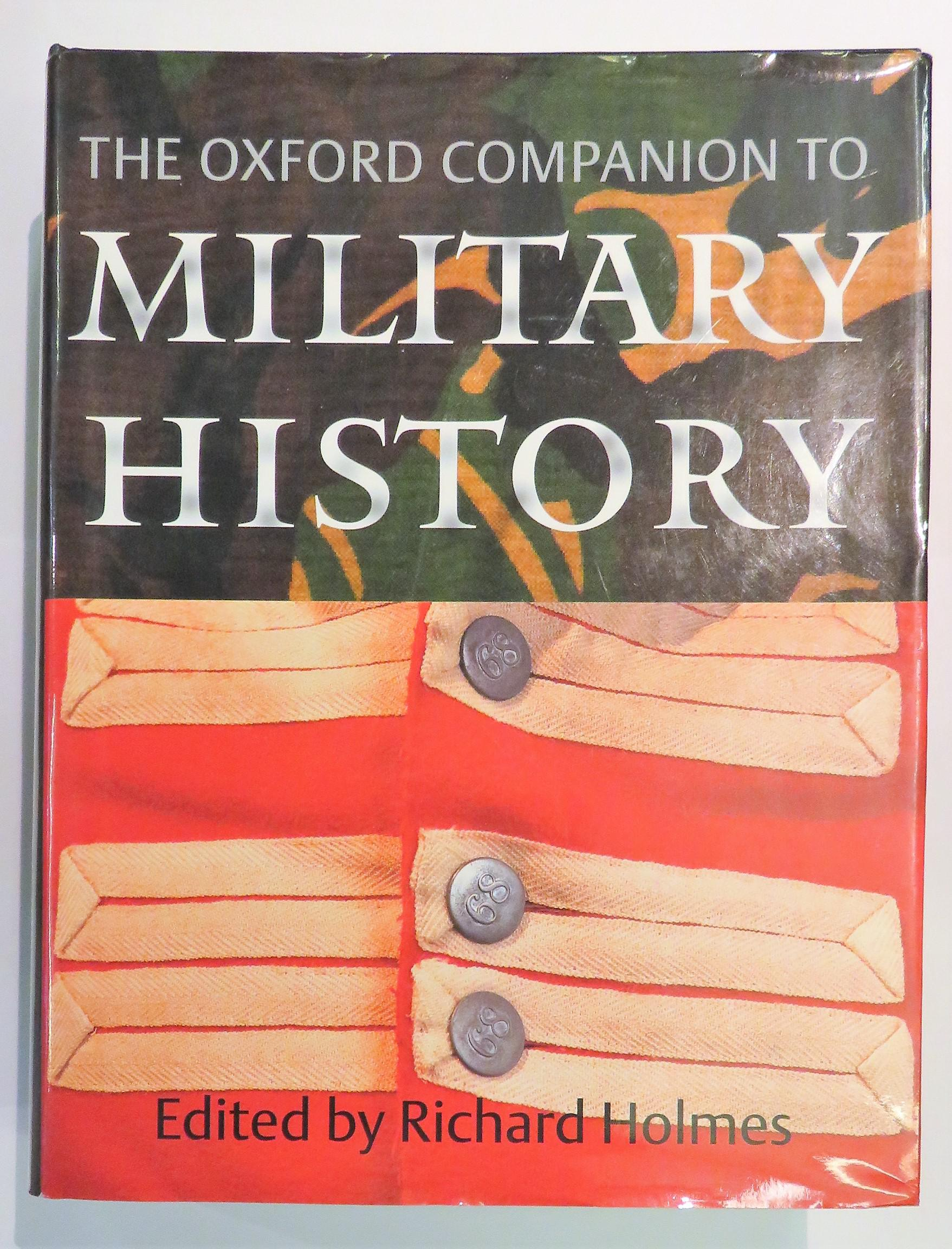 The Oxford Dictinary of Military History