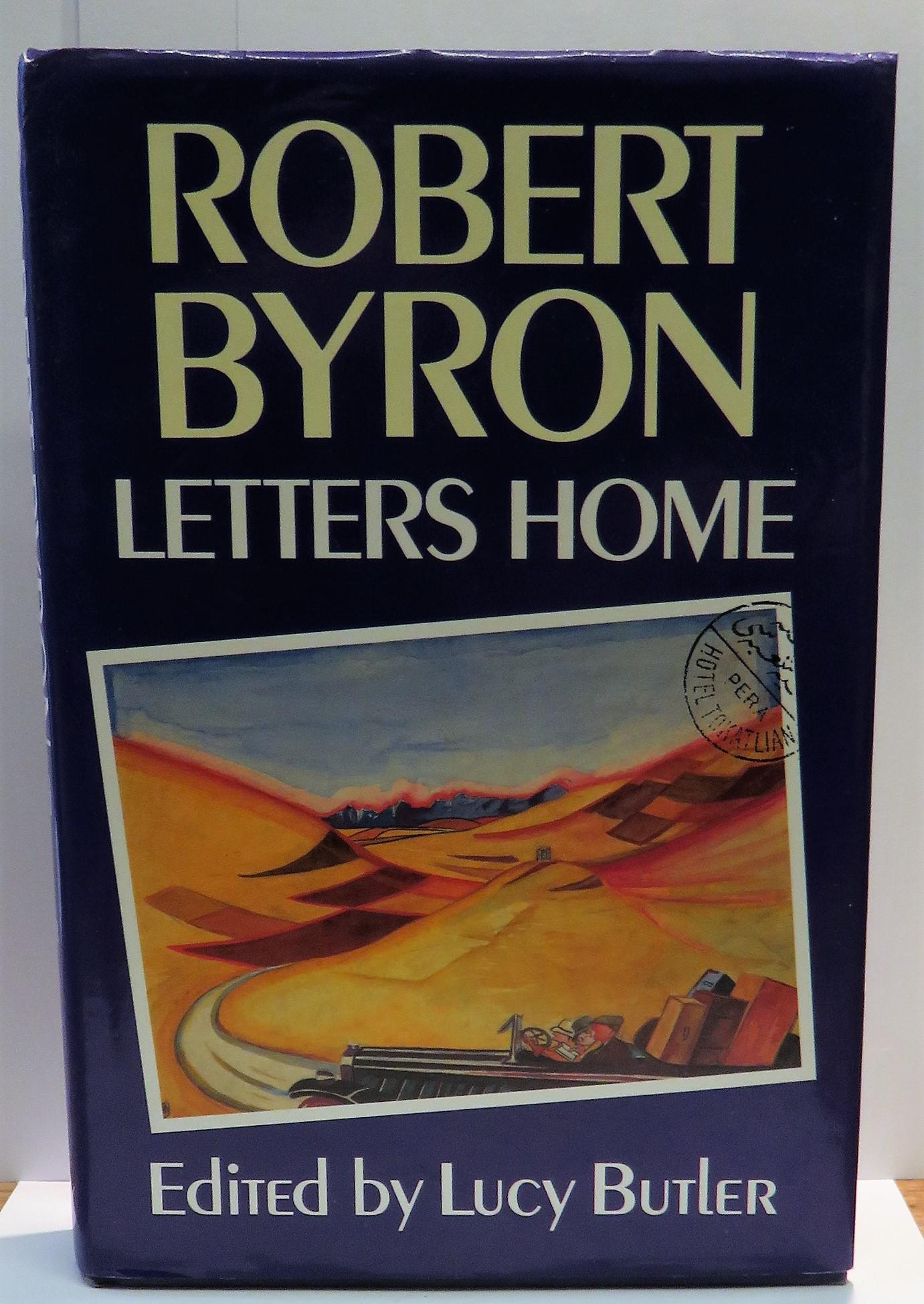 Robert Byron Letters Home