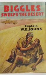 Biggles Sweeps The Desert