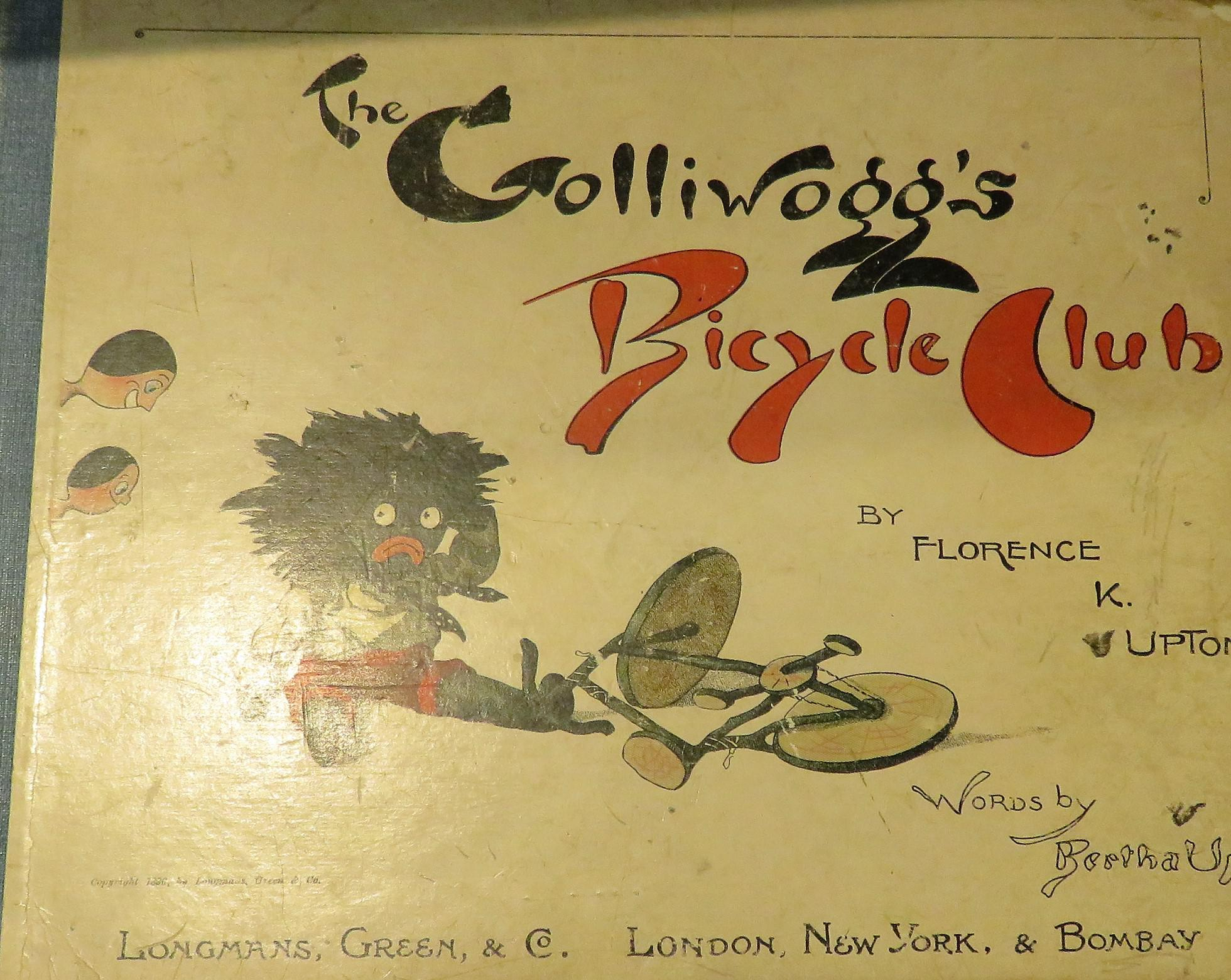 The Golliwogg's Bicycle Club