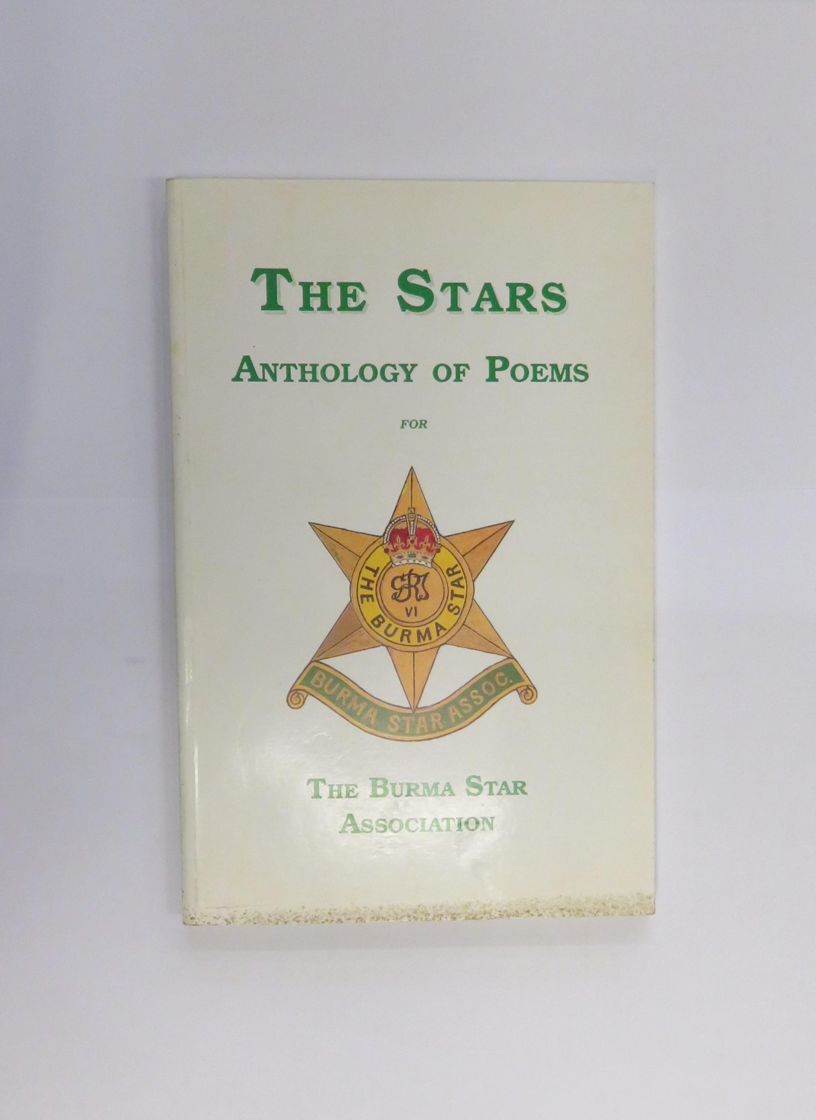 The Stars: Anthology of Poems for The Burma Star Association