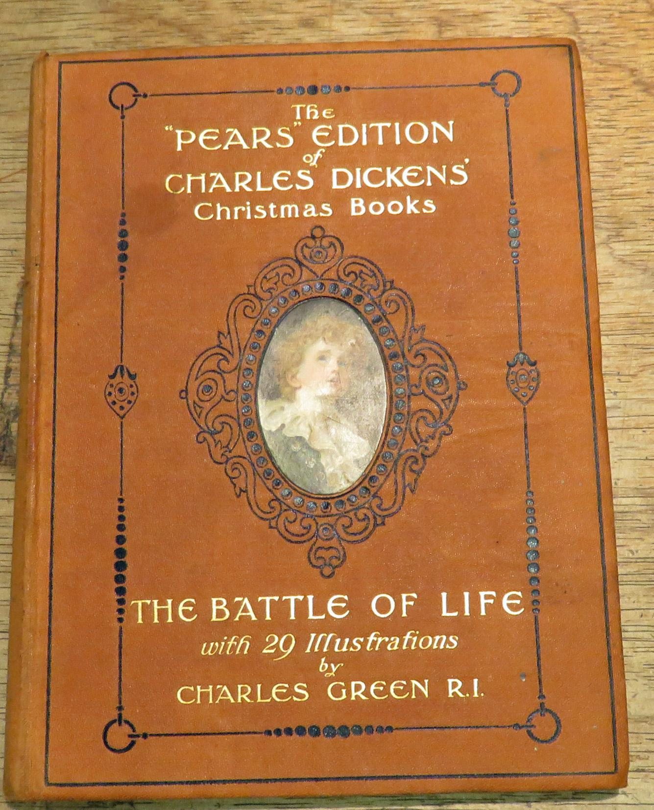Pears' Centenary Edition of Charles Dickens' Christmas Books