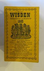 Wisden Cricketers' Almanack 1953