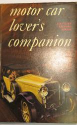 Motor Car  Lover's Companion