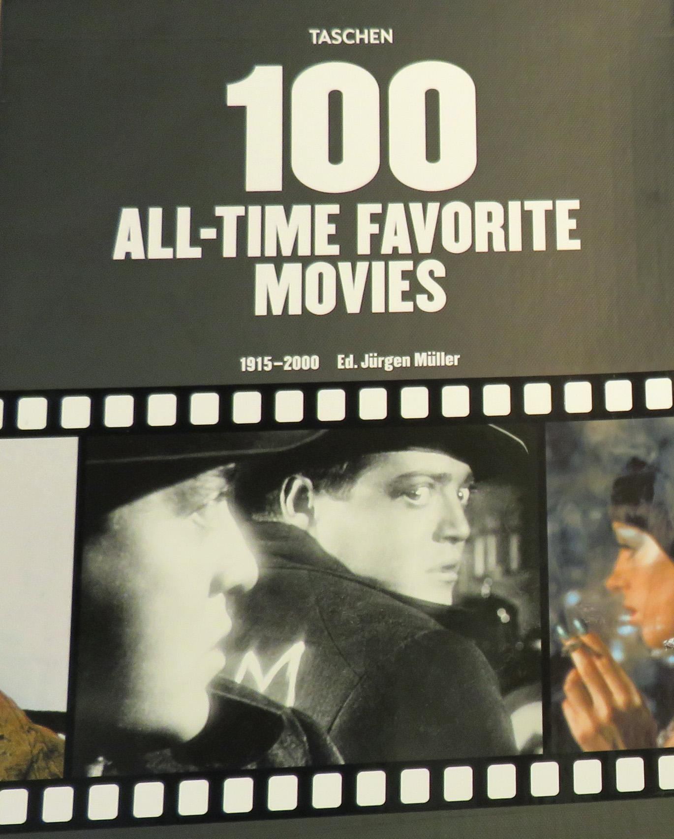 100 All Time Favourite Movies two volume boxed set