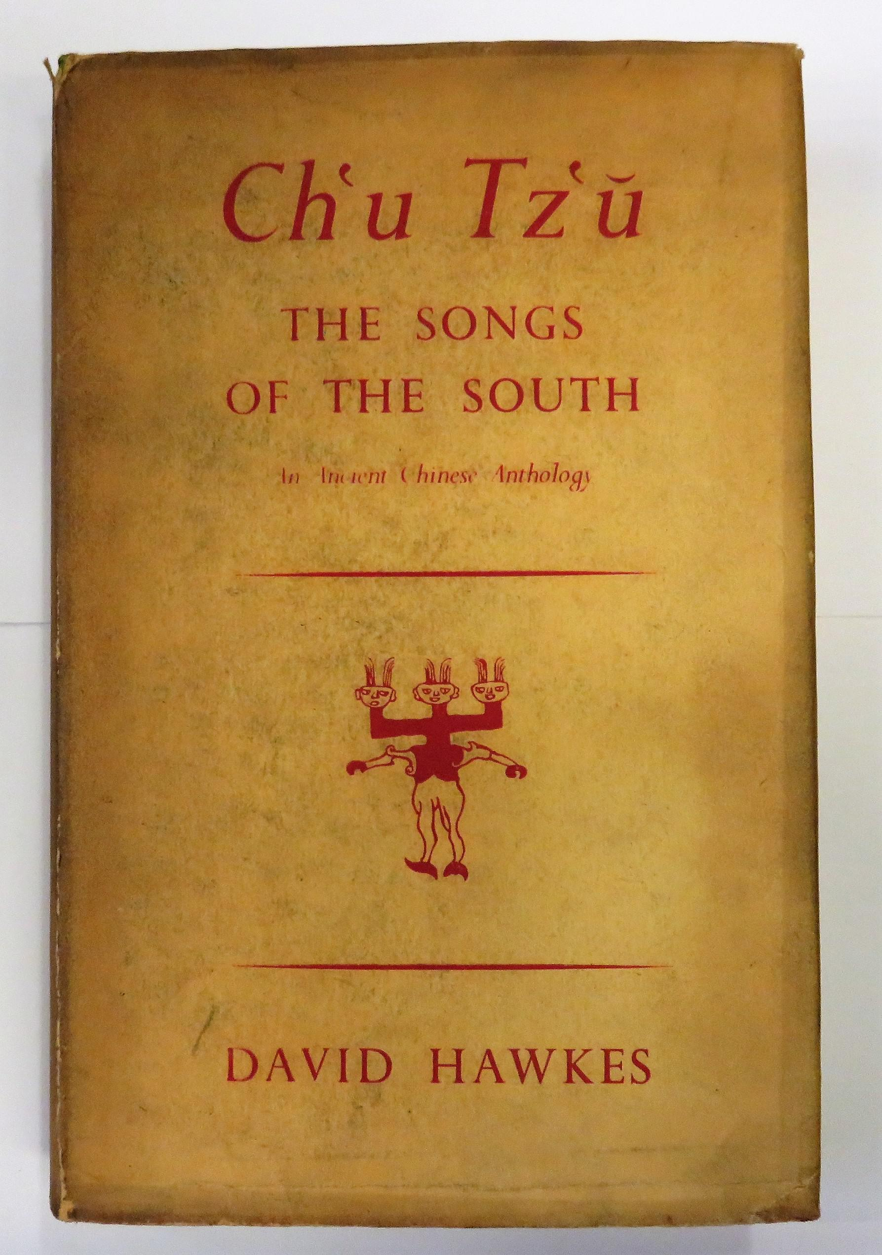 Ch'u Tz'u The Songs Of The South An Ancient Chinese Anthology