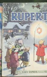 Rupert The Bear Annuals Complete Set 1936 to 2018