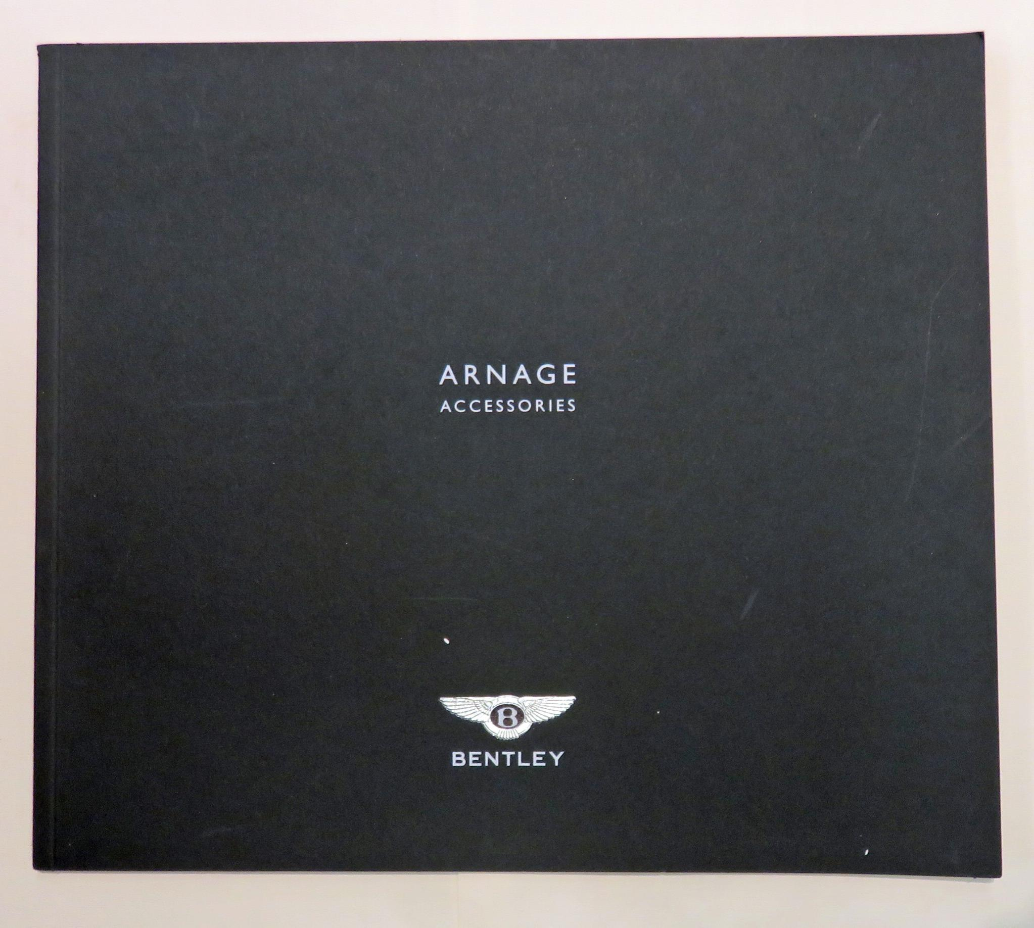 Arnage Accessories