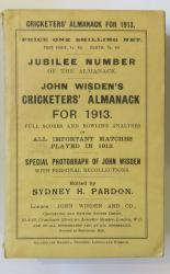 John Wisden's Cricketers' Almanack for 1913