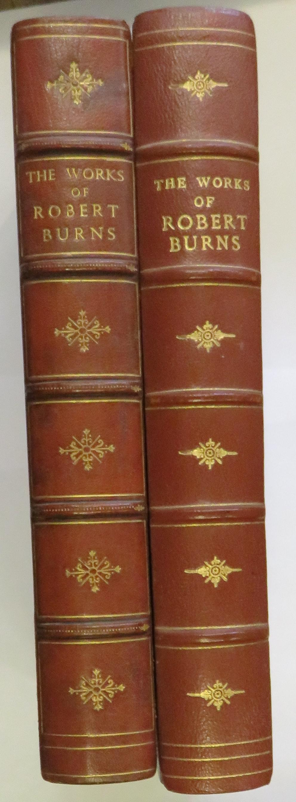 The Works of Robert Burns: Complete in Two Volumes
