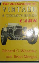 The Restoration of Vintage & Thoroughbred Cars