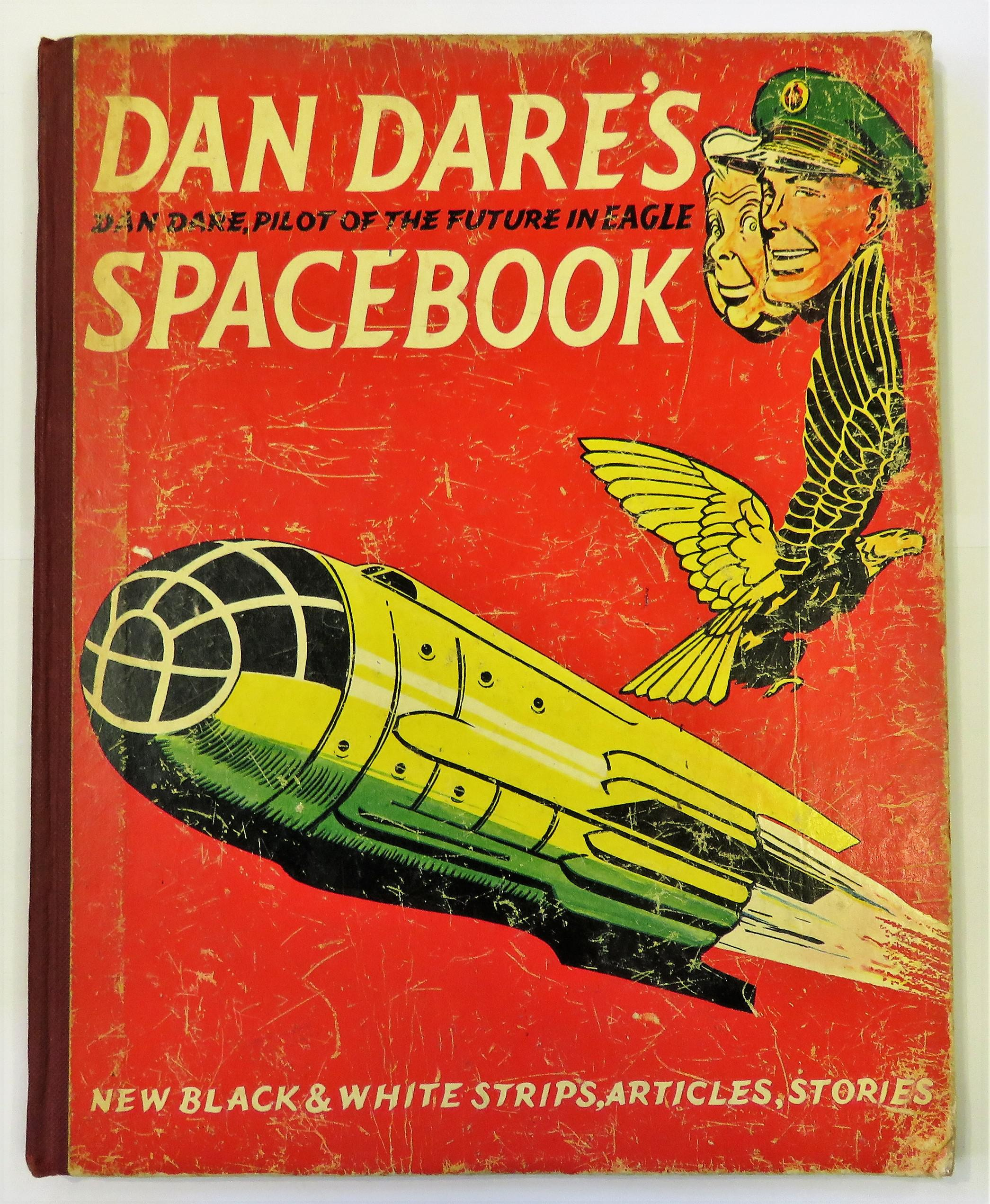 Dan Dare's Spacebook