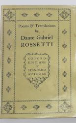 Poems And Translations 1850-1870 Together with The Prose Story Hand And Soul