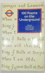 100 Poems on the Underground