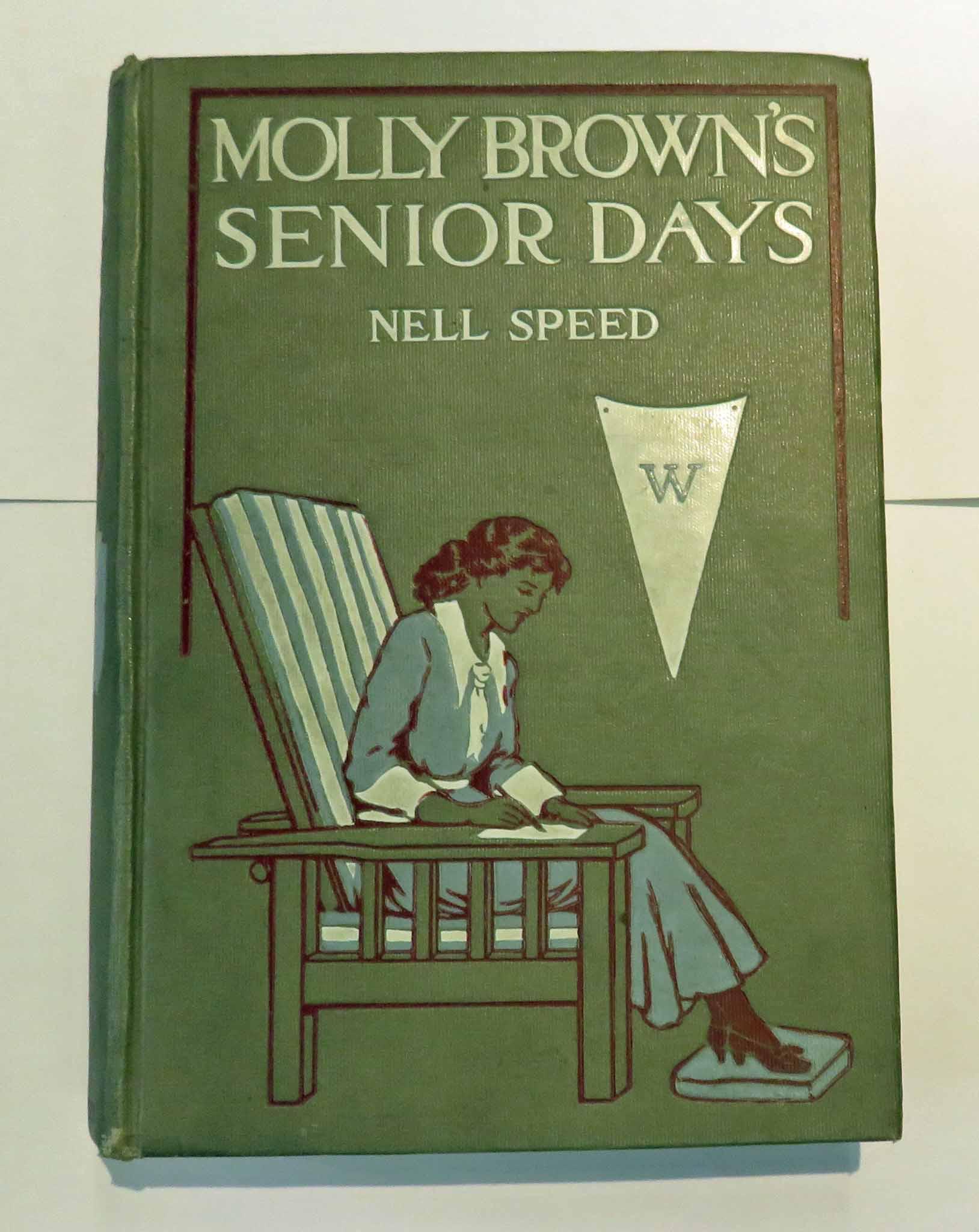 Molly Brown's Senior Days