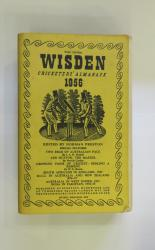 Wisden Cricketers' Almanack 1956