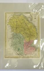 Original Map of Lincolnshire