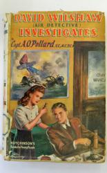 David Wilshaw (Air Detective) Investigates SIGNED