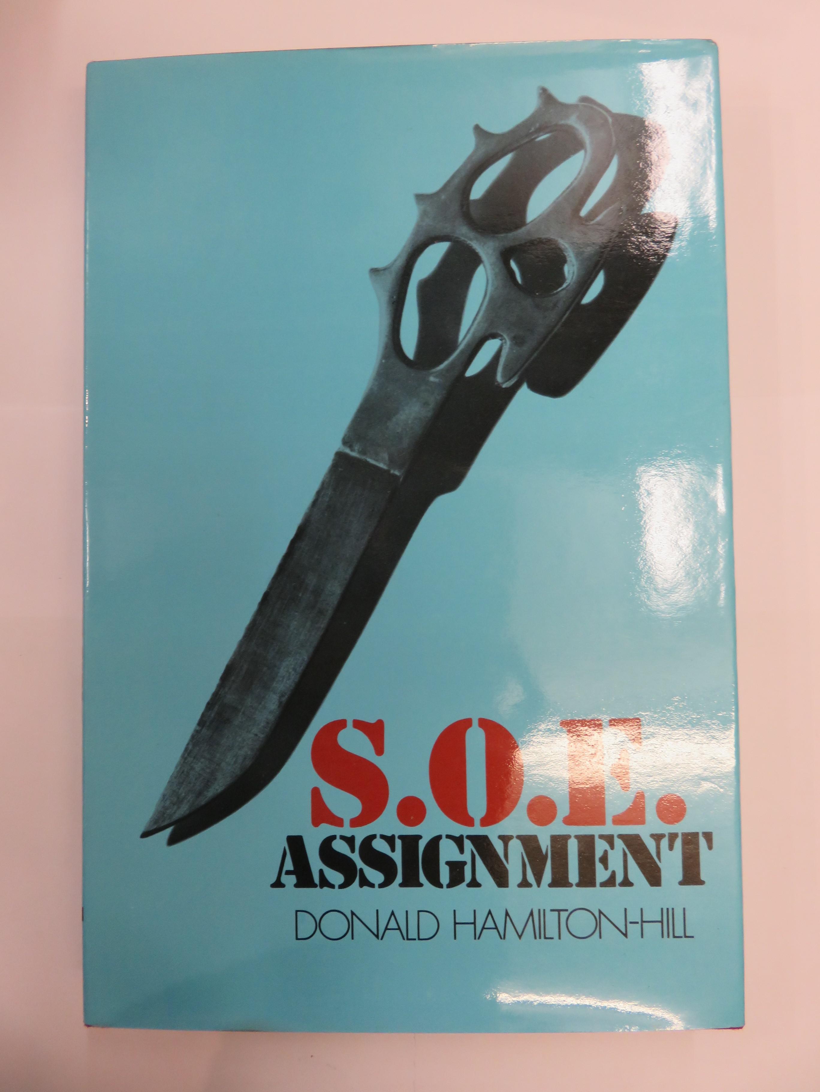S.O.E Assignment