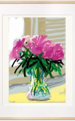 David Hockney My Window - Art Edition A