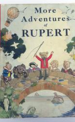 More Adventures of Rupert 1937 Annual
